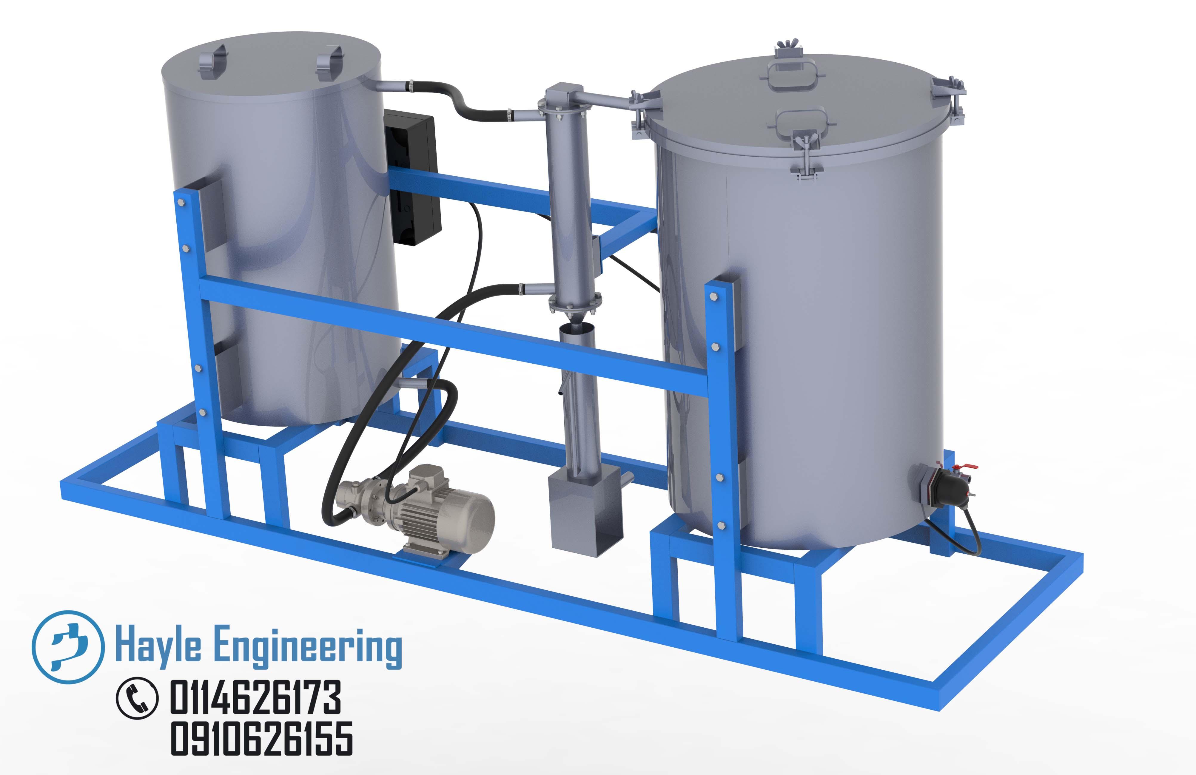 Essential Oil Extractor Machine