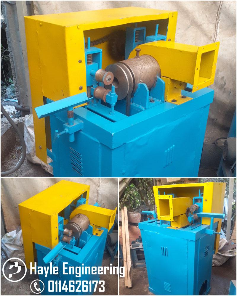 ክብ እንጨቶችን መስርያ ማሽን   Dowel rod Making Machine